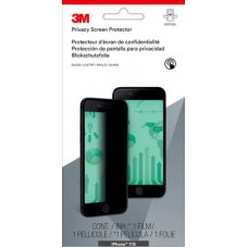 3M IPhone 6/6s/7 Black Privacy Filter
