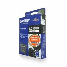 Brother LC38BK Black Orignal Cartridge ( 黑 / BK )