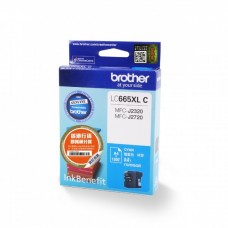 Brother LC665XLC Cyan Orignal Cartridge ( 藍 / C )