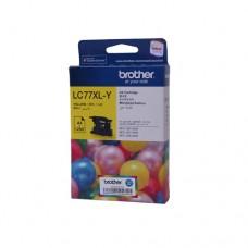 Brother LC77XLY Yellow Orignal Cartridge ( 黃 / Y )