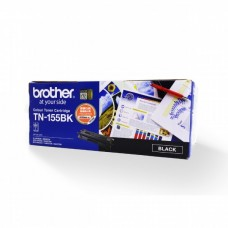 Brother TN-155BK Original Black Toner Cartridge