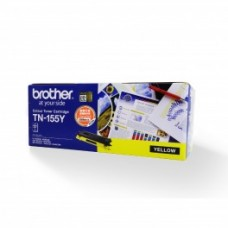 Brother TN-155Y Original Yellow Toner Cartridge