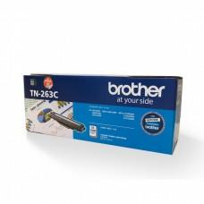 BROTHER TN-263 Original Cyan Toner Cartridge ( Cyan / 藍 )