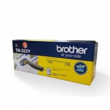 BROTHER TN-263 Original Yellow Toner Cartridge ( Yellow / 黃 )