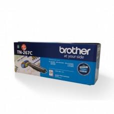BROTHER TN-267 Original Cyan Toner Cartridge ( Cyan / 藍 )