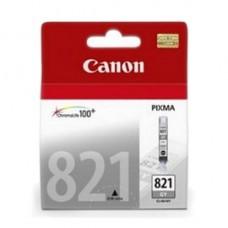 Canon CLI-821 Grey Original Ink Cartridge ( 灰 )
