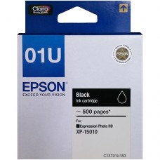 EPSON 01U Black Original Cartridge T01U183 ( Black / 黑 )