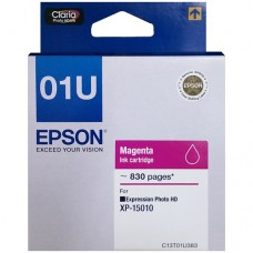 EPSON 01U Magenta Original Cartridge T01U383 ( Magenta / 洋紅 )