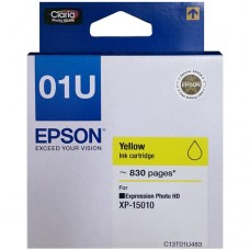 EPSON 01U Yellow Original Cartridge T01U483 ( Yellow / 黃 )