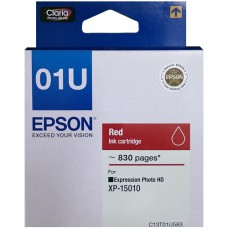 EPSON 01U Red Original Cartridge T01U583 ( Red / 紅 )