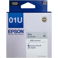 EPSON 01U Gray Original Cartridge T01U683 ( Gray / 灰 )