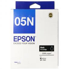 EPSON 05N Black Original Cartridge T05N183 ( 黑 / BK)