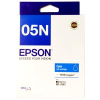 EPSON 05N Cyan Original Cartridge T05N283 ( 藍 / C )