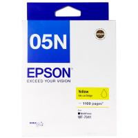 EPSON 05N Yellow Original Cartridge T05N483 ( 黃 / Y)