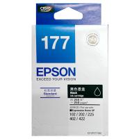 Epson 177 Black Original Cartridge T177183 ( 黑 / BK )