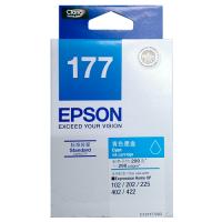 Epson 177 Cyan Original Cartridge T177283 ( 藍 / C )