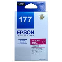 Epson 177 Magenta Original Cartridge T177383 ( 紅 / M )