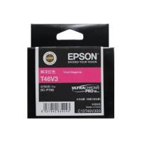 EPSON T46V3 Vivid Magenta Original Cartridge T46V300 ( 鮮洋紅 / VM )