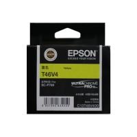 EPSON T46V4 Yellow Original Cartridge T46V400 ( 黃 / Y)