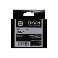 EPSON T46V7 Gray Original Cartridge T46V700 ( 灰 / Gy )