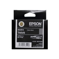 EPSON T46V8 Matte Black Original Cartridge T46V800 ( 粗面黑 / MBK )