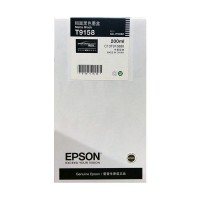 EPSON T9158 Matte Black Original Cartridge T915880 ( 粗面黑 )