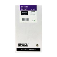 EPSON T915D Violet Original Cartridge T915D80 ( 紫羅蘭 )