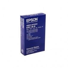 EPSON S015374 / ERC-38 B Original Ribbon ( 黑 / BK )