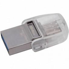 Kingston DataTraveler microDuo 3C 64GB USB3.1 Gen1 + OTG ( USB TYPE-C)