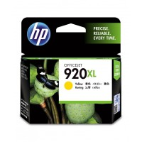 HP 920XL Yellow High Yield Original Cartridge ( CD974AA )