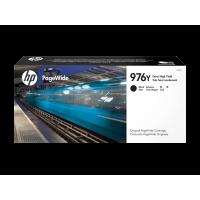 HP 976Y Black Original Extra High Yield Ink Cartridge ( L0R08A )