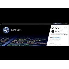 HP 202X Black Original Cartridge (黑 / BK ) CF500X