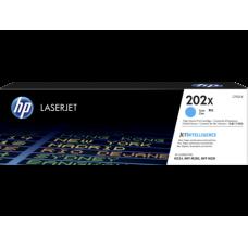 HP 202X Cyan Original Cartridge (藍 / C ) CF501X