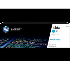HP 416X Cyan High Yield Original Cartridge ( 藍 / C ) W2041X
