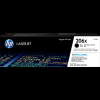 HP 206X Black High Yield Original Cartridge ( 黑 / BK ) W2110X