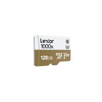 LEXAR 1000X 128GB MicroSDXC With USB3.0 Card Reader