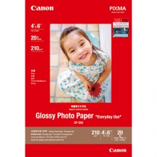 Canon GP-508 Photo Paper Glossy ( 4R, 20sheets )