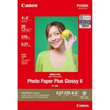 "Canon PP-208 Photo Paper Plus Glossy II ( 4""x6"" )"