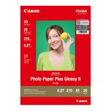 Canon PP-208 Photo Paper Plus Glossy II ( A3 )