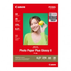 Canon PP-208 Photo Paper Plus Glossy II ( A4 )