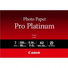 Canon PT-101 Pro Platinum Photo Paper ( A2 )