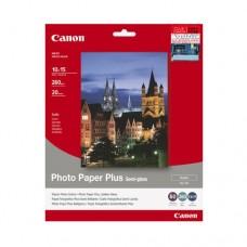 """Canon SG-201 Photo Paper Plus Semi-glossy ( 4""""x6"""" )"""