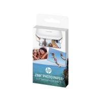 "HP W4Z13A SPROCKET ZINK® Sticky-backed 2"" x3"" Photo Paper - 20 Sheet Pack ( W4Z13A )"