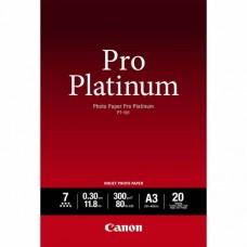 Canon PT-101 Pro Platinum Photo Paper ( A3 )