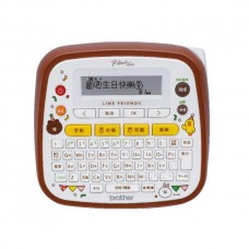 "Brother PT-D200LB Label Printer ( 限量版 : ""Line Friends 標籤機 )"