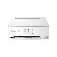 已停 ( 產 / 訂 ) CANON PIXMA TS8270 INKJET PHOTO PRINTER ( White / 白 )