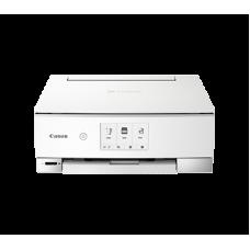 已停 ( 產 / 訂 ) CANON PIXMA TS8270 INKJET PHOTO PRINTER ( White / 白 )