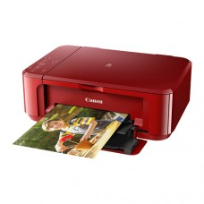 CANON PIXMA MG3670 INKJET PHOTO PRINTER ( 紅 / RED )