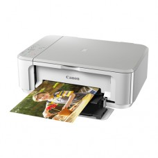 CANON PIXMA MG3670 INKJET PHOTO PRINTER ( 白 / WHITE )