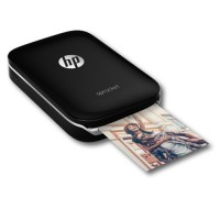 HP SPROCKET PHOTO PRINTER ( Z3Z92A ) - BLACK